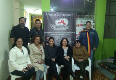 Visita al MCC Voluntades Lima Norte
